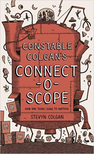 Book cover: Constable Colgan's Connect-O-Scope
